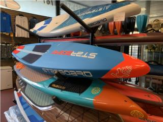 """Starboard 12'6"""" x 26"""" wood carbon, The SUP shack  Puerto Rico"""