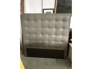 West Elm Headboards Full, 2 disponibles , The Pickup Place Puerto Rico