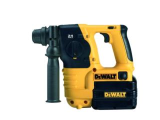 Chipping Hammer Dewalt de bateria 24V, WESTERN DOLLAR  Puerto Rico