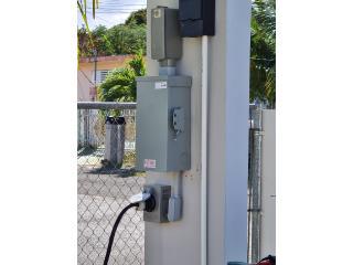 San Juan Puerto Rico Enseres Neveras, TRANSFER SWITCH GE 100 AMP INSTALADO