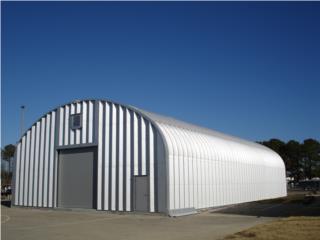 Hangares de 5,000 ft2 en Precio Especial! , SteelMaster Buildings, LLC Puerto Rico