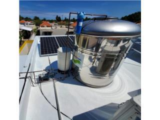 600 galones / STAINLESS STEEL, SIN QUIMICO, UNIVERSAL SOLAR PROD. CORDERO Puerto Rico