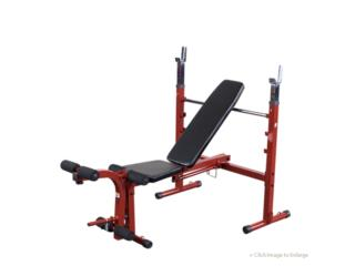 Best Fitness Olympic Bench, Healthy Body Corp. Puerto Rico