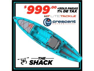 Crescent Lite Tackle 12', The SUP shack  Puerto Rico