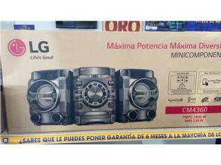 COMPONENTE LG $199.99, La Familia Casa de Empeño y Joyería-Carolina 1 Puerto Rico