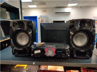 Panasonic bluetooth stereo, La Familia Casa de Empeño y Joyería-Arecibo Puerto Rico