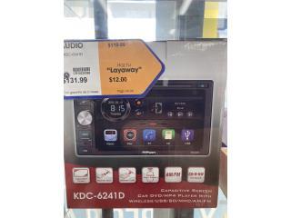 RADIO DE CARRO KDC-6241D, La Familia Casa de Empeño y Joyería-Carolina 1 Puerto Rico