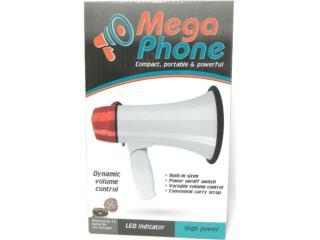 Megafono, EXPRESS MART Puerto Rico