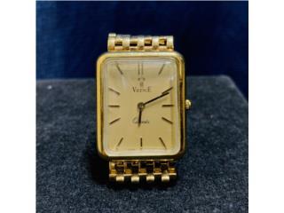 Reloj Vicence en Oro 14kt Swiss Mvt., CashEx Puerto Rico