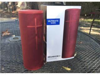 UE MEGABOOM 3 Bluetooth Speaker, CashEx Puerto Rico