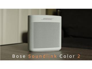 BOSE Soundlink Color II Blanca, CashEx Puerto Rico