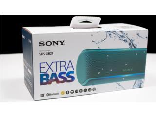 Sony SRS-XB21 Extra Bass Bluetooth Speaker , CashEx Puerto Rico