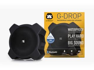 G-DROP Waterproof Wireless Speaker, CashEx Puerto Rico