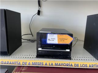 SONY MINI-STEREO $69.99, La Familia Casa de Empeño y Joyería-Carolina 1 Puerto Rico