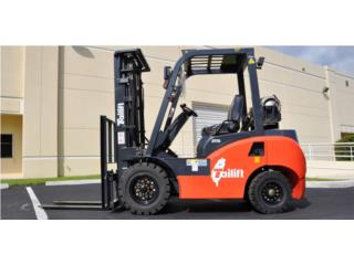 Guaynabo Puerto Rico Equipo Comercial, Montacargas, Forklift (TAILIFT TOYOTA)