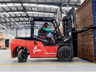 MONTACARGAS, FORKLIFT, LIFT TRUCK, Hydraulic Depot/GMC Rentals Puerto Rico