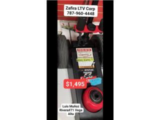 Gato de caminon 22Ton $1,495.   Vega Alta, Zafira LTV Service Corp. Puerto Rico