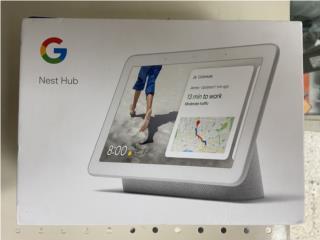 Google Nest Hub, LA FAMILIA MANATI  Puerto Rico