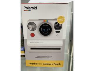 Camara instantanea Polaroid, LA FAMILIA MANATI  Puerto Rico