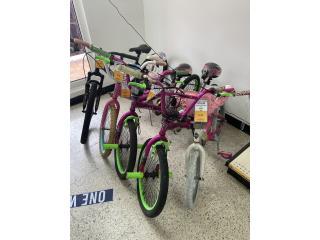 Variedad en bicicletas, LA FAMILIA MANATI  Puerto Rico