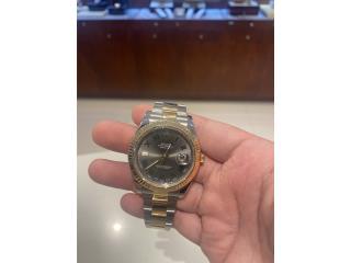 Rolex Datejust 41 Wimbledon 2 tonos , CHRONO - SHOP Puerto Rico