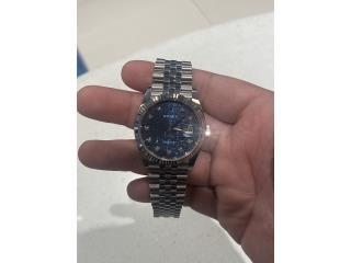 Rolex Datejust 36mm Blue / Diamonds, CHRONO - SHOP Puerto Rico