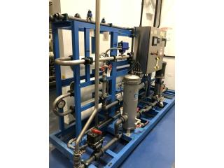 Reverse Osmosis de 20gpm Water Equipment Tech, All Industrial Equipment Corp. Puerto Rico