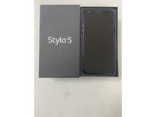 Telefono LG Stylo5, LA FAMILIA MANATI  Puerto Rico