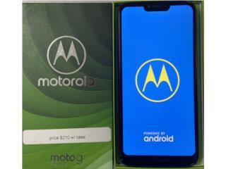 Telefono Motorola MotoG7, LA FAMILIA MANATI  Puerto Rico