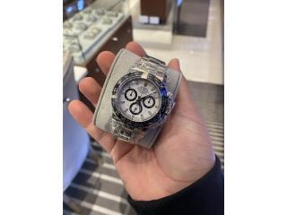 "Rolex Daytona 40mm Ceramic ""Panda"" , CHRONO - SHOP Puerto Rico"