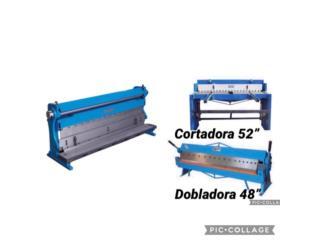 San Juan Puerto Rico Plantas Electricas, DOBLADORAS, CORTADORAS Y ROLEADORAS
