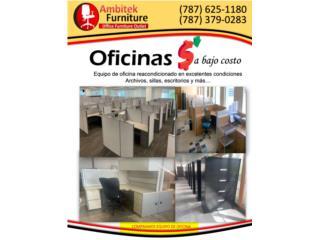 Fajardo Puerto Rico Sistemas de Seguridad - Industrial, VARIEDAD MODULARES OFICINA REACONDICIONADOS