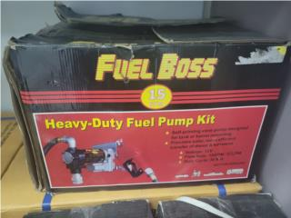 HEAVY DUTY FUEL PUMP KT , Reliable Equipment Corp. Puerto Rico
