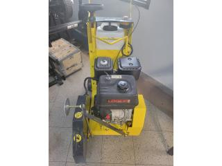 WALK BEHIND CONCRETE SAW MUSTANG, Reliable Equipment Corp. Puerto Rico