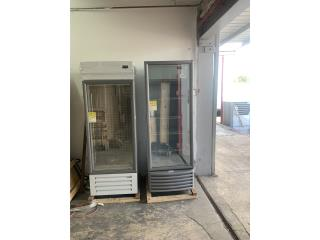 Neveras 1,23 ptas regular o frosted eco enery, Restaurant Equipment and Steel Puerto Rico