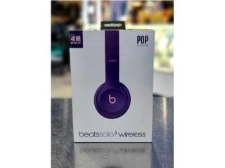 Beats Solo 3 Wireless POP collection NUEVOS, La Familia Casa de Empeño y Joyería-Mayagüez 1 Puerto Rico