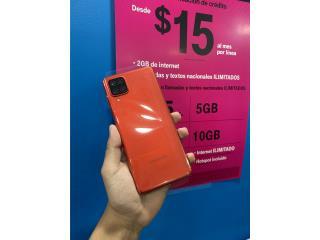 Samsung A12 Desbloqueado Con Garantia, Smart Solutions Repair Puerto Rico