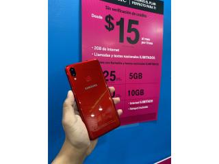 Samsung A10s Desbloqueado Con Garantia, Smart Solutions Repair Puerto Rico