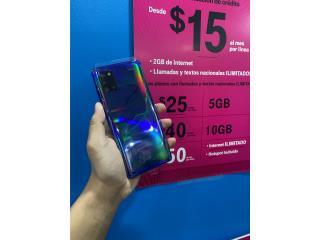 Samsung A31 Desbloqueado Con Garantia, Smart Solutions Repair Puerto Rico