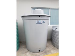 Cisterna 400 galones Vertical, Puerto Rico Water Puerto Rico