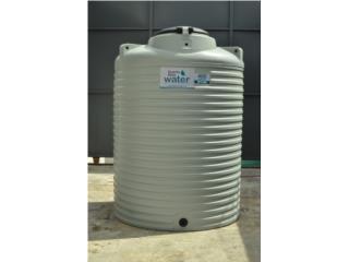 Cisterna 400 galones reforzada, Puerto Rico Water Puerto Rico
