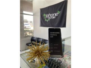 Samsung A31  128 GB Bue Unlock , Iphone FACTORY Puerto Rico