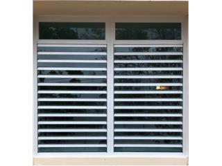 Ventanas De Seguridad Old San Juan, #1 SANTIAGO WINDOW & DOORS Puerto Rico