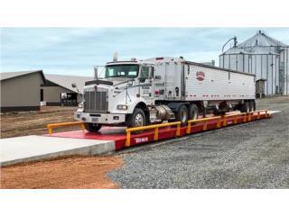 Balanza de Camion - Optima, Altech Instrumentation Service Puerto Rico