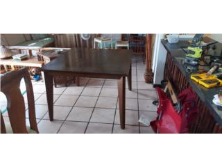 Mesa para 4 personas. Sin sillas, ECONO/CRISIS SOLUTIONS Puerto Rico