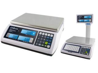 Balanza CAS S2000Jr Price Computing Cert/DACO, Altech Instrumentation Service Puerto Rico