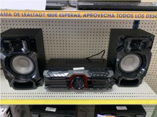 Panasonic mini stereo , La Familia Casa de Empeño y Joyería-Ponce 1 Puerto Rico