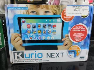 Tableta de niños KURIO NEXT, LA FAMILIA SAN SEBASTIAN 1 Puerto Rico