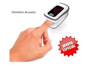 Oxímetro de Pulso $12ea, Nehbu Puerto Rico