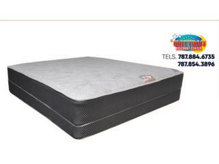 Set de mattress, Modelo Brilliance., Mattress Discount Center Puerto Rico